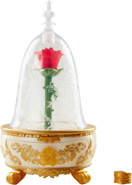 Joyero de la Rosa Encantada de la película la Bella y la Bestia