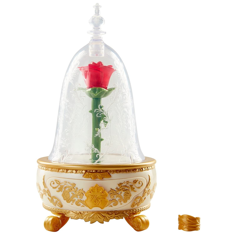 Beauty and the Beast Enchanted Rose Jewellery Box Disney Princess Jakks Pacific UK LTD 32722