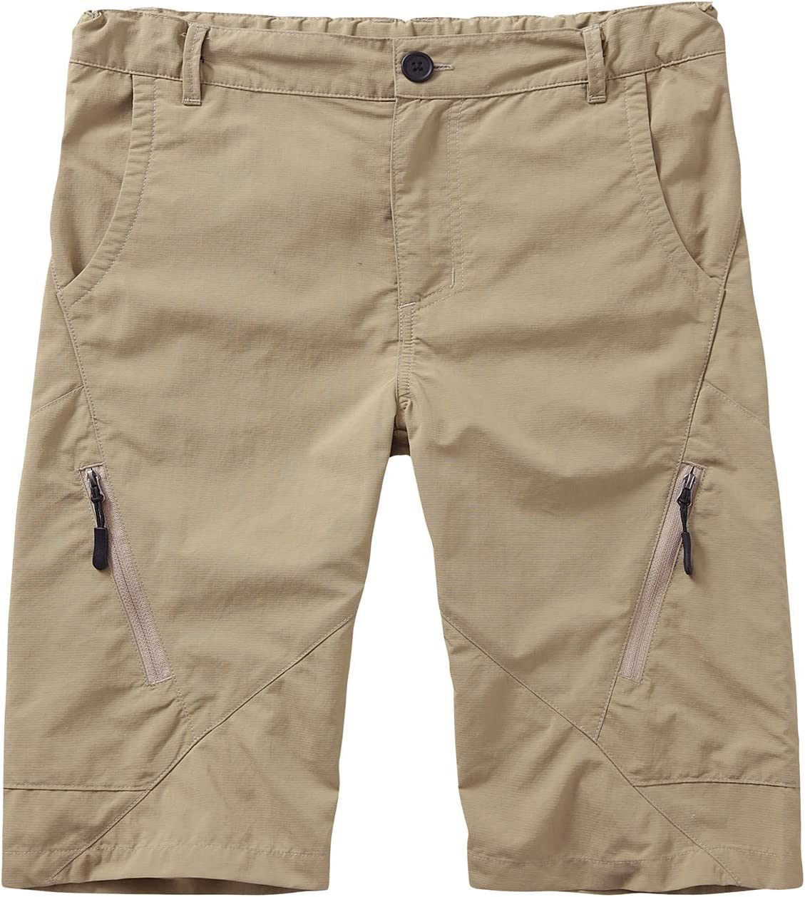 Asfixiado Kids Youth Cargo Shorts,Outdoor Camping Hiking Shorts, Lightweight Quick Dry Elastic Waist Athletic Short