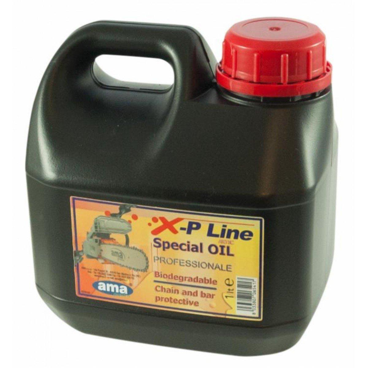 Aceite de protección profesional para cadena Xp-Line Artic 1 lt de ...
