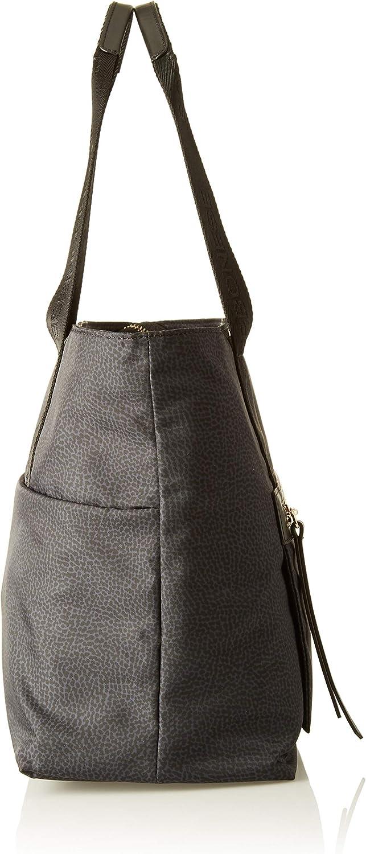 934344-296-100 BORBONESE Bag Ladies Black