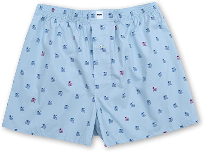 Brava Fabrics - Calzoncillos Boxer Hombre Estampados - 100 ...