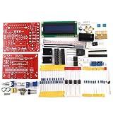 KKmoon 0-28V 0.01-2A 安定化電源 DC調整電源DIYキット LCDディスプレイ 短絡/電流制限保護 調整可能