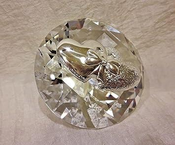 Bomboniere Matrimonio 2018 Cristallo.L Angolo Barletta Bomboniere Matrimonio Nozze Diamante Cristallo