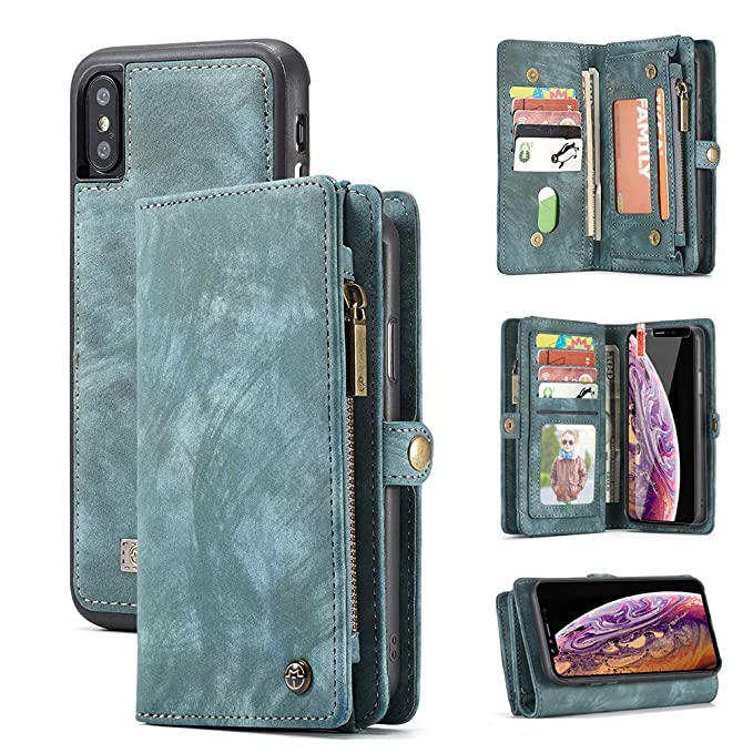 3cf058bc3985 Amazon.com  iPhone Xs Max Wallet Case