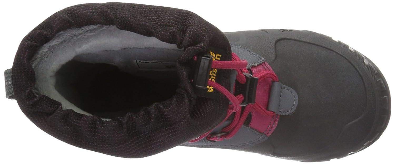 Jack Wolfskin Iceland Passage High K, Botines Unisex Niños, Rosa (Azalea Red), 32 EU: Amazon.es: Zapatos y complementos