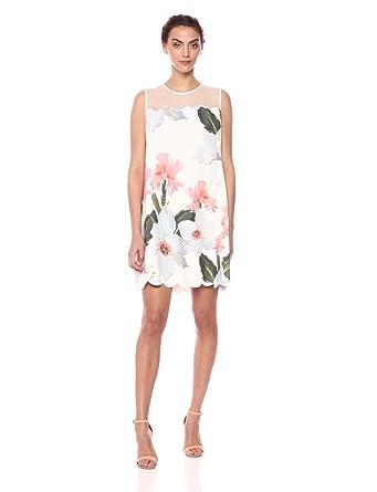5cc2f6cadfe Amazon.com  Ted Baker Caprila Women s Dress  Clothing