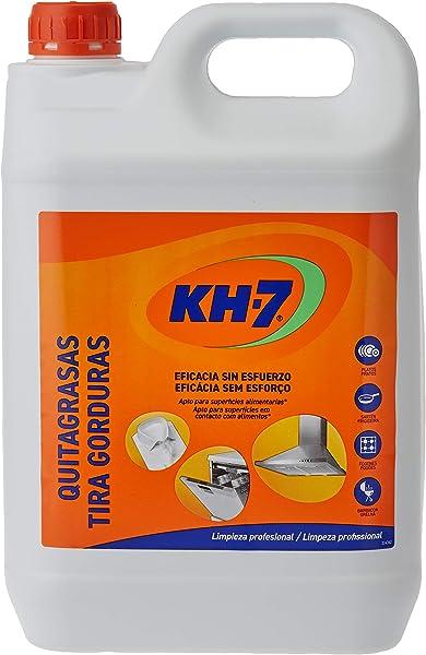 Quitagrasas Pulverizador KH-7 Producto de Limpieza Cocina, 750 ml: Amazon.es: Alimentación y bebidas
