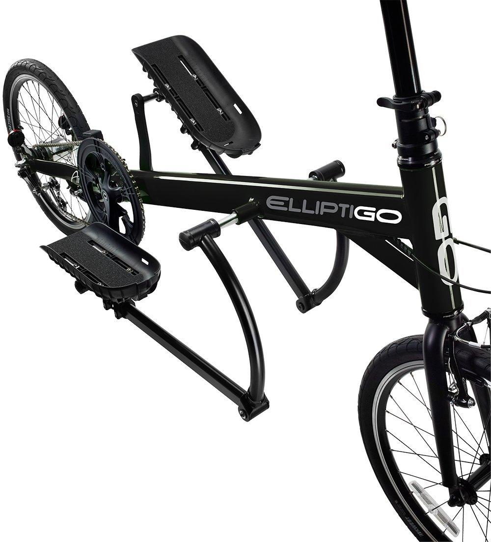 elliptigo Arc 3 - El Mundo De La Primera al aire libre bicicleta elíptica, Negro: Amazon.es: Deportes y aire libre
