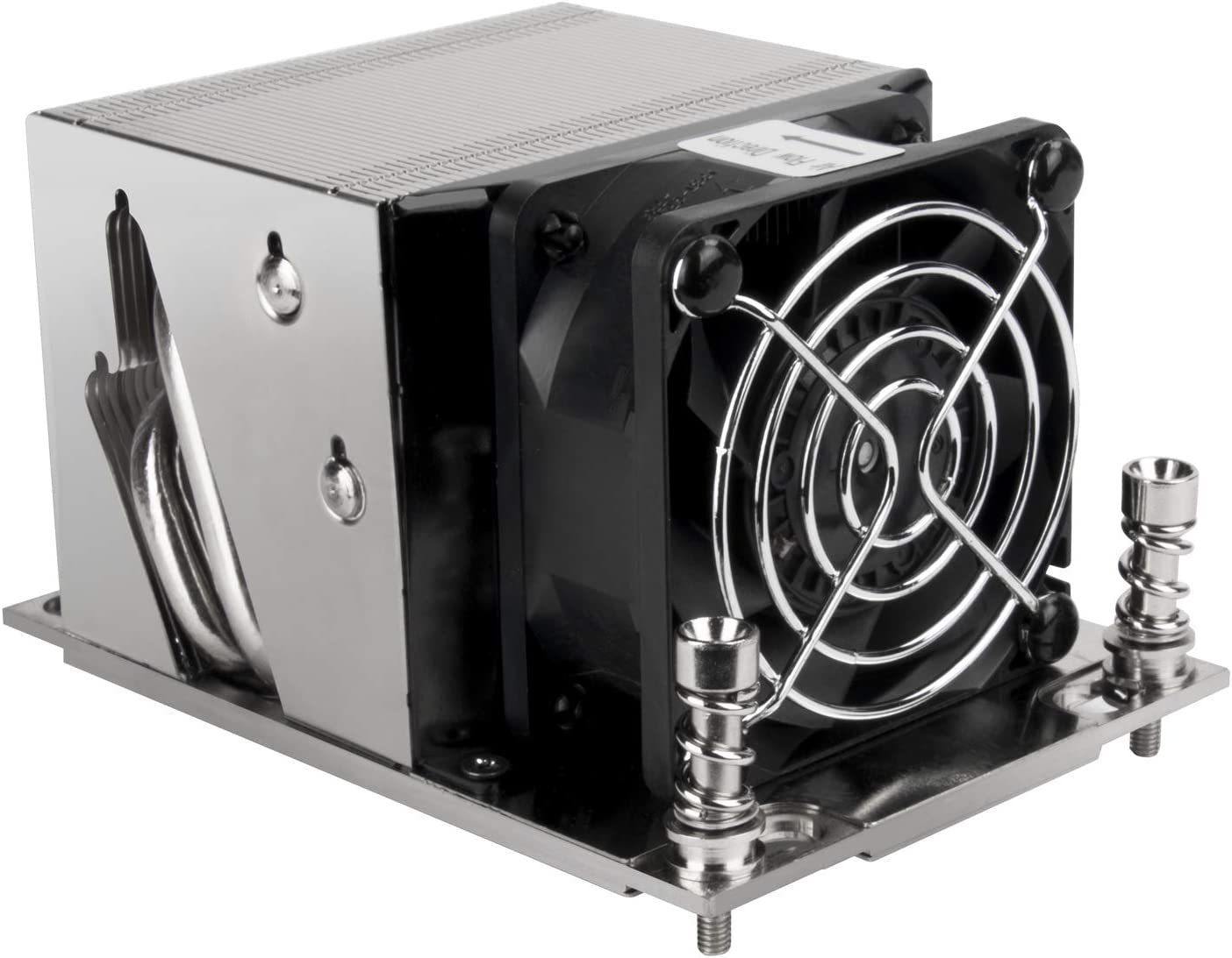 XE02-SP3 SilverStone Technology 2U Small Form Factor Server/Workstation CPU Cooler for AMD SP3/TR4 sockets