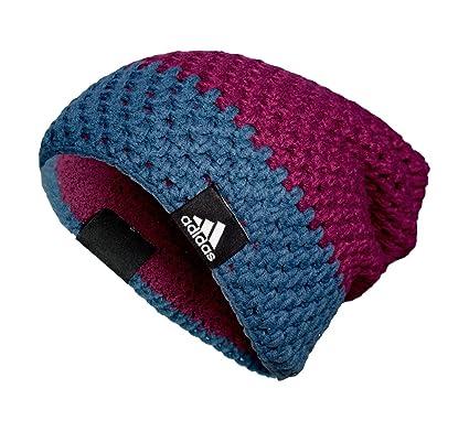 bf1d166dcb060 adidas Crochet Event Gorro Gorro de mujer hombre rojo azul
