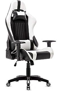 tectake siège Fauteuil Racing Sport Bureau Chaise de 8OmNn0wyv