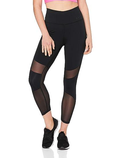 Nike Damen W Nk Fly Hyper Crop Sport Trousers