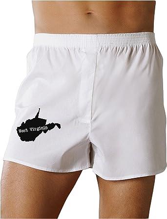 United States Shape Boxers Shorts TooLoud Missouri