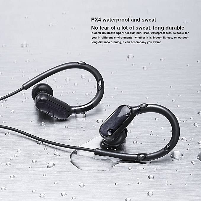 Xiaomi Auriculares Bluetooth Deportivo Inalámbricos Mini ,sports headphone IPX4 Waterproof Cascos(negro): Amazon.es: Electrónica