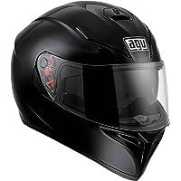AGV K-3 SV Black Motorcycle Helmet