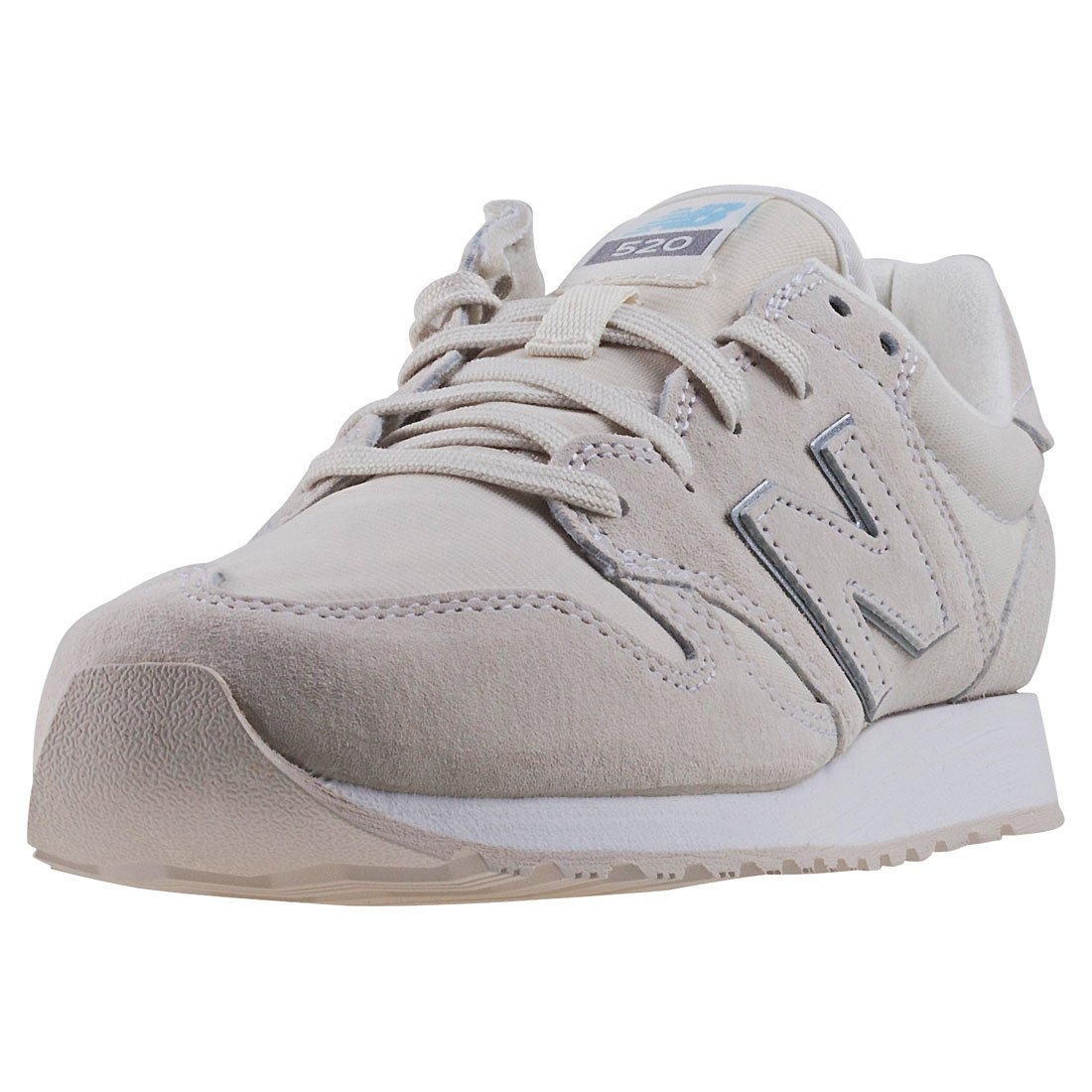New Balance Zapatilla WL520-RS Lifestyle 36 EU|Beige
