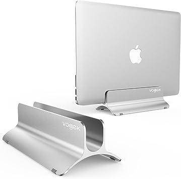 Vertical Adjustable Laptop Notebook Holder Desktop Bookshelf Storage Stand