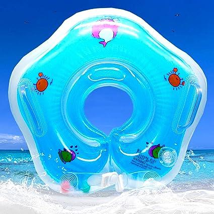 Amazon.com: Baby Swimming Float Ring, Baby Swim Tube Trainer Bathtub ...