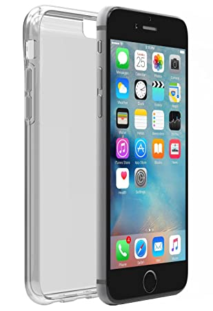 quality design 70d57 2a9d9 Apple iPhone 6/6s, OtterBox Clearly Protected Transparent Skin without  Alpha Glass