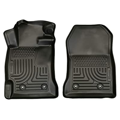 Husky Liners Fits 2013-16 Scion FR-S, 2013-20 Subaru BRZ, 2020-20 Toyota 86 Weatherbeater Front Floor Mats: Automotive