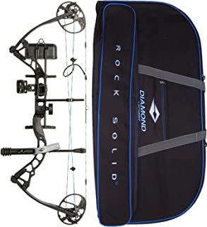 product image for Diamond Archery by Bowtech Infinite Edge Pro RAK Package - Right Hand Model in Black Bundle with Case