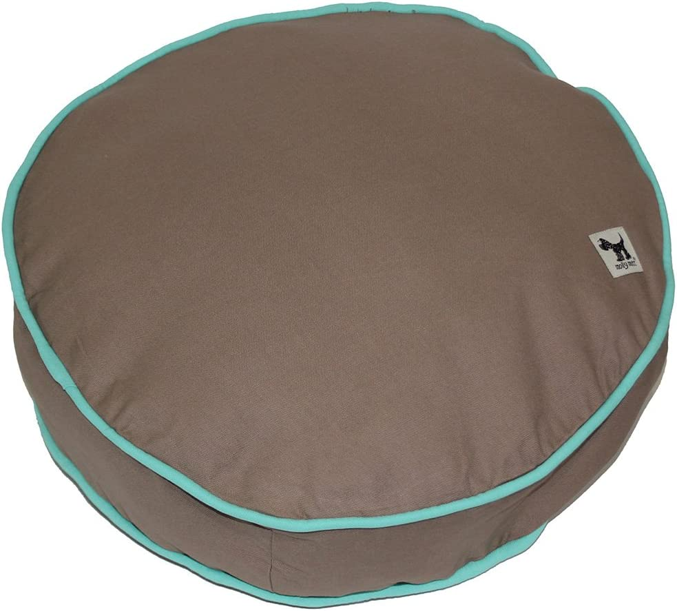 Pet Bed With Removable Cover 20 Round Wild Horses cd23r Round Bed Dog Bed Covers Molly Mutt Tiny Dog Bed Cover Elevated Dog Bed Small Puppy Bed Dog Bed For Small Dogs Washable Dogs Bed Cover Dog Calming Bed