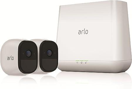 Arlo Pro VMS4230 - Sistema de seguridad y vigilancia de 2 cámaras ...