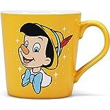 Pinnochio Taza Disney PINOCHIO, cerámica, Multicolores, Standard