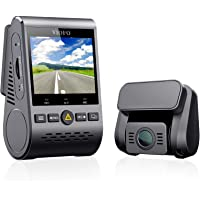 VIOFO A129 Duo Dual Lens Dash Cam Full HD 1080P 140° Wide Angle Front and Rear Dashboard Camera w/GPS WiFi, Parking Mode…