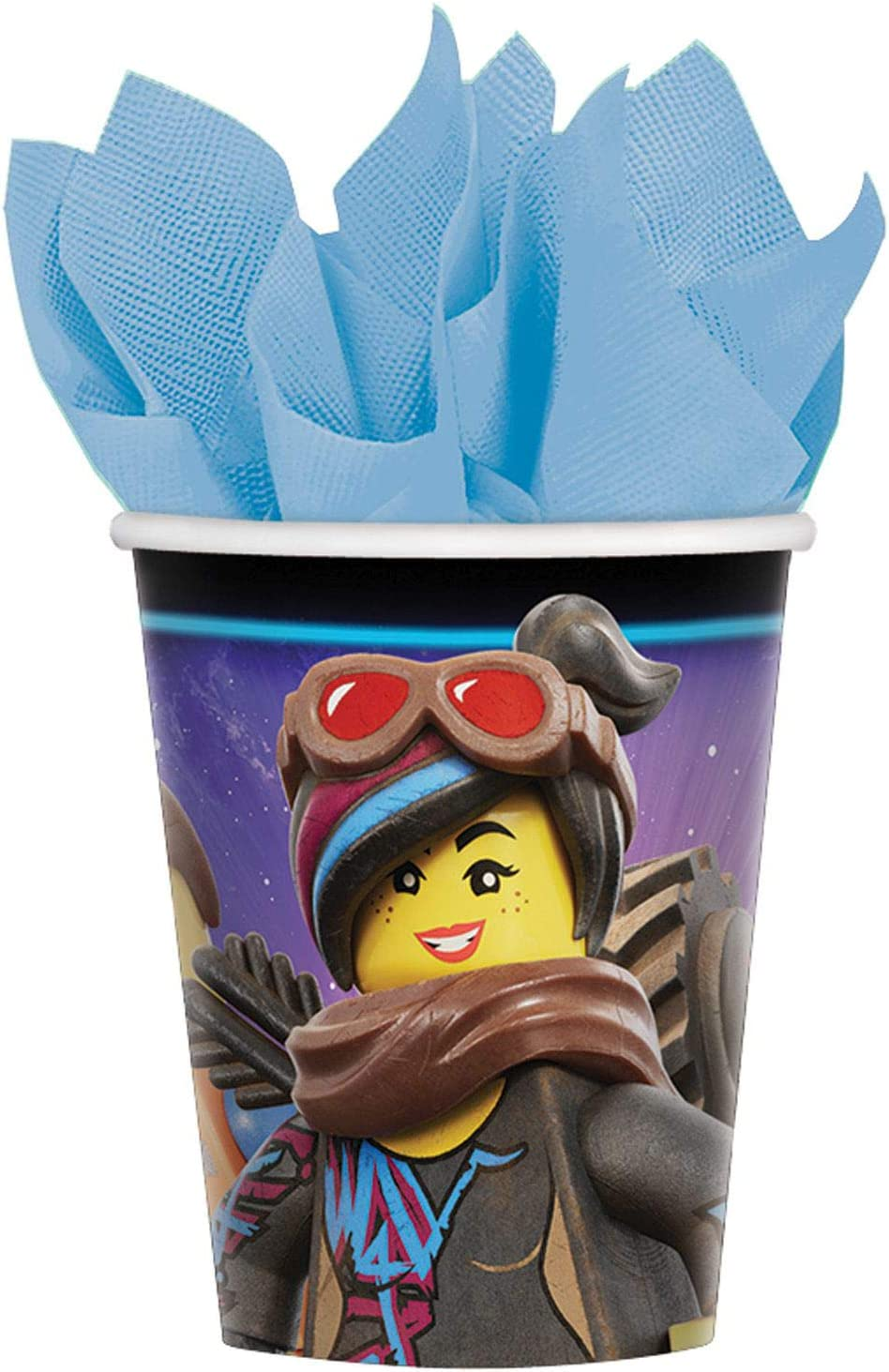 9 oz. amscan The Lego Movie 2 Cups