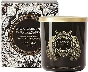 MOR Boutique Emporium Classics Snowgardenia Fragrant Candle, 390g