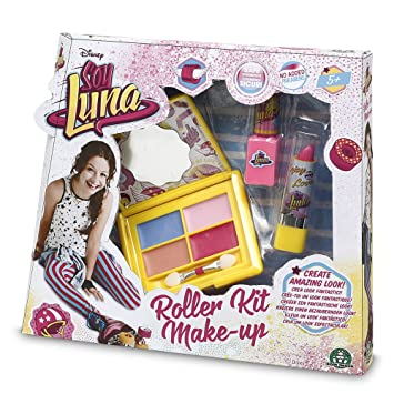 Soy Luna - Roller kit make up, set de maquillaje (Giochi ...