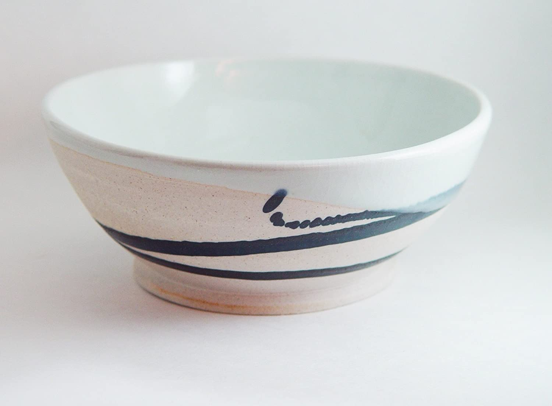 Swirled Bowls Wheel Thrown Bowls Handmade Pottery and Ceramics