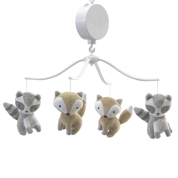 Top 10 Bedtime Originals Little Rascals Forest Animals Nursery Decor