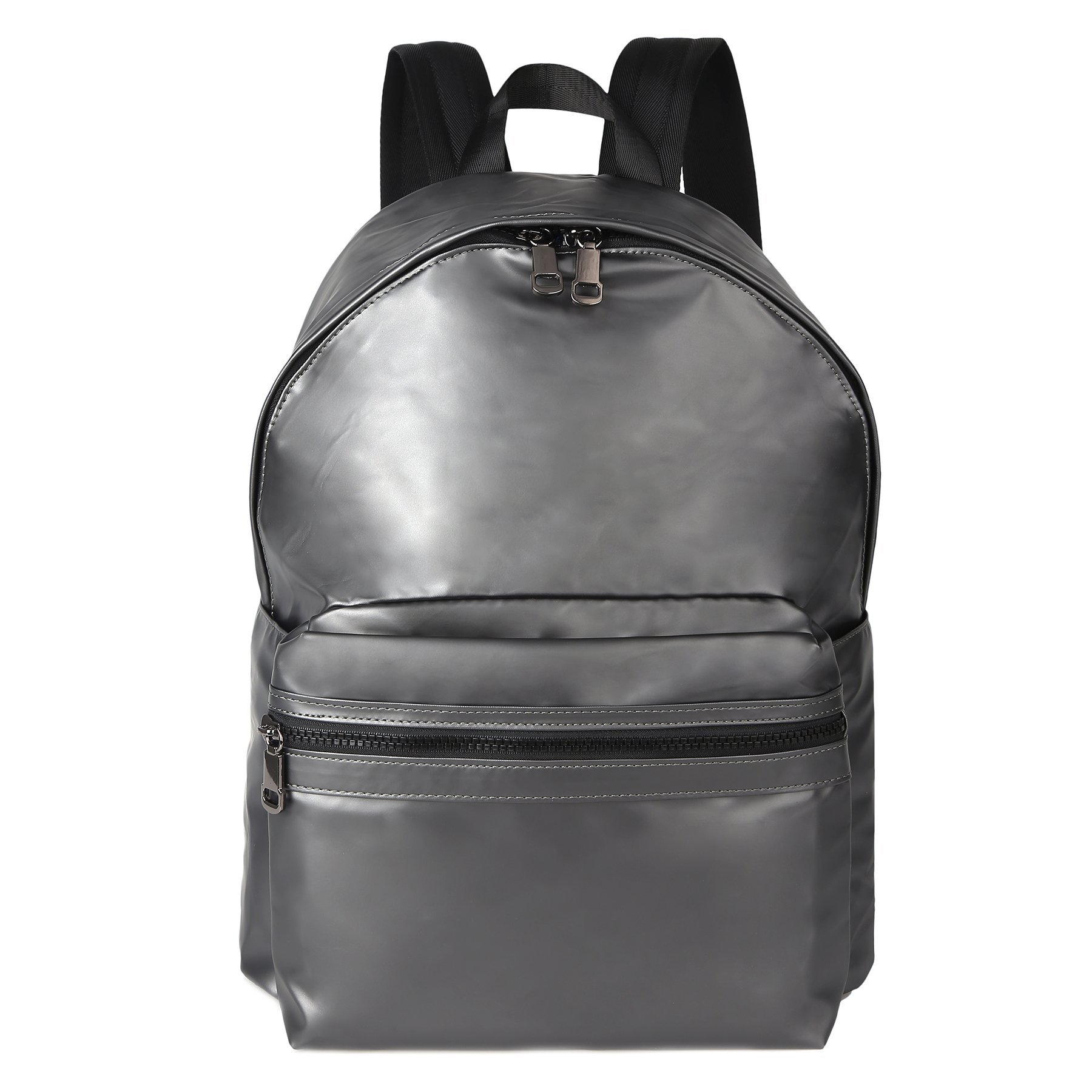 ZORFIN Fashion Nylon Backpack for Women&Men Rucksack Purse School Bags for Girls Waterproof Book Bag by ZORFIN (Image #2)