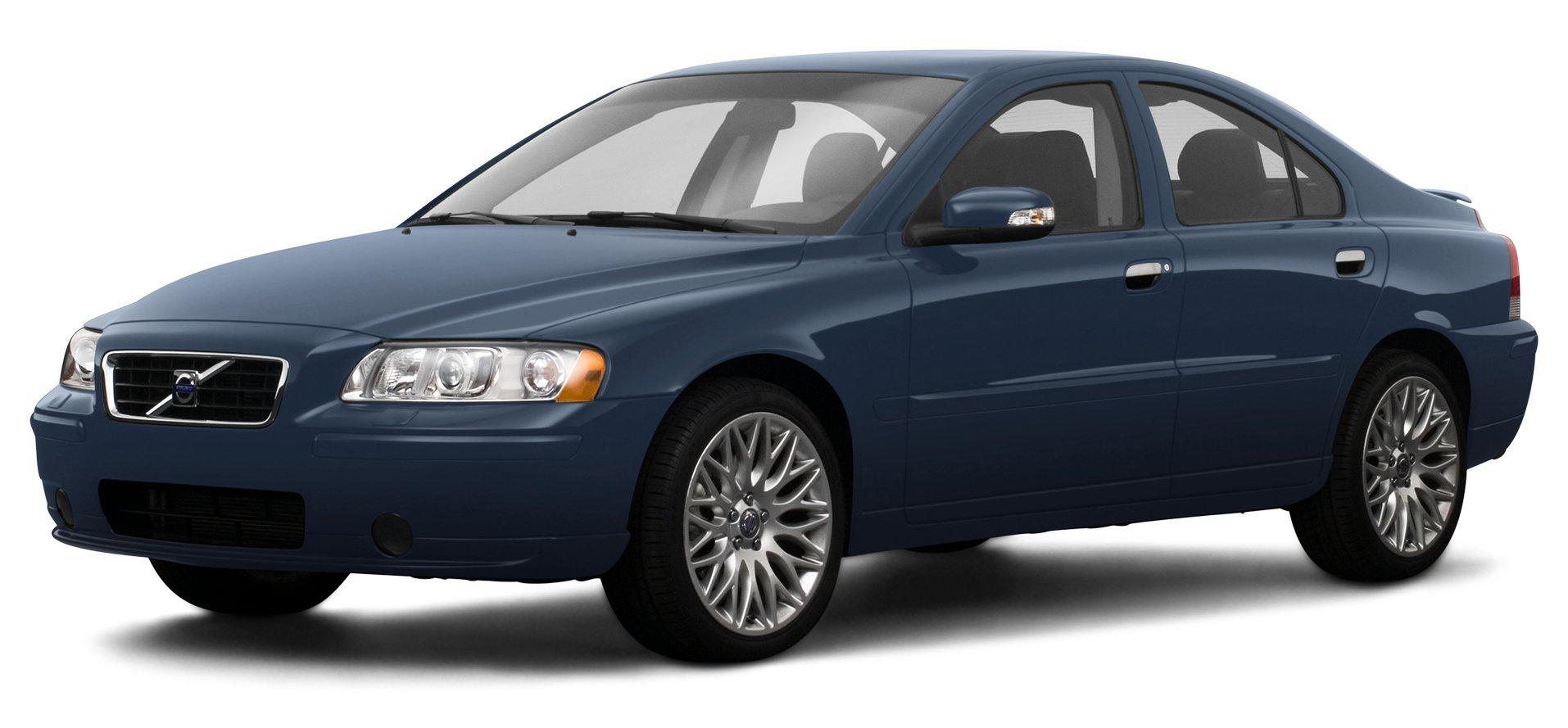 2008 Acura TL, 4-Door Sedan Automatic Transmission, 2008 Volvo S60 2.4T T5  w/Sunroof, 4-Door Sedan Front Wheel ...