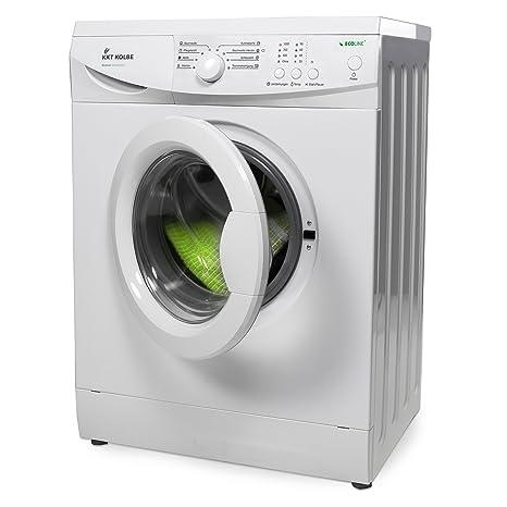 kkt Kolbe wam10005 lavadora/5 kg capacidad/carga frontal/1000 de ...