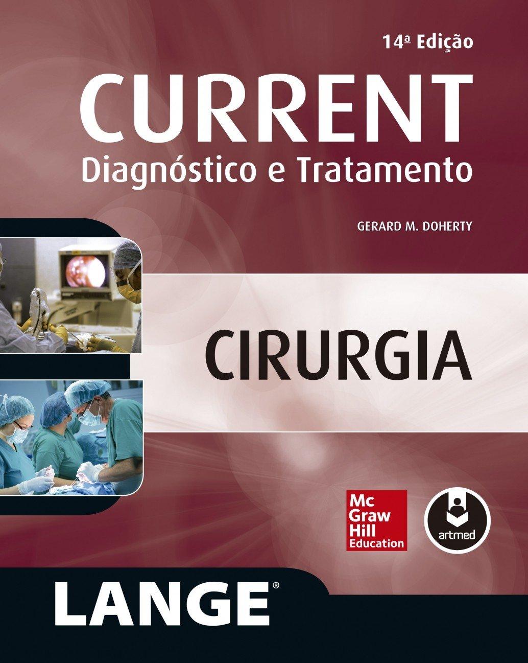 Download Current Cirurgia. Diagnostico e Tratamento (Em Portuguese do Brasil) PDF