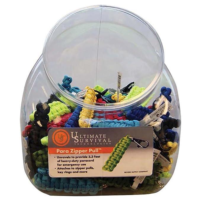 Amazon.com: Para Zipperpull 2pk Bright Ast: Sports & Outdoors
