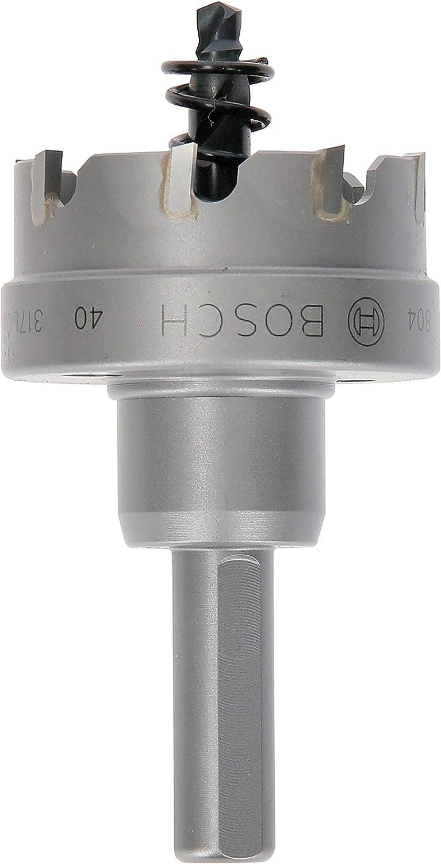 Acier Inoxydable, /Ø 14 mm, Accessoires pour perceuses Bosch Professional 2608594126 Scie tr/épan au carbure de tungst/ène Precision for Sheet Metal