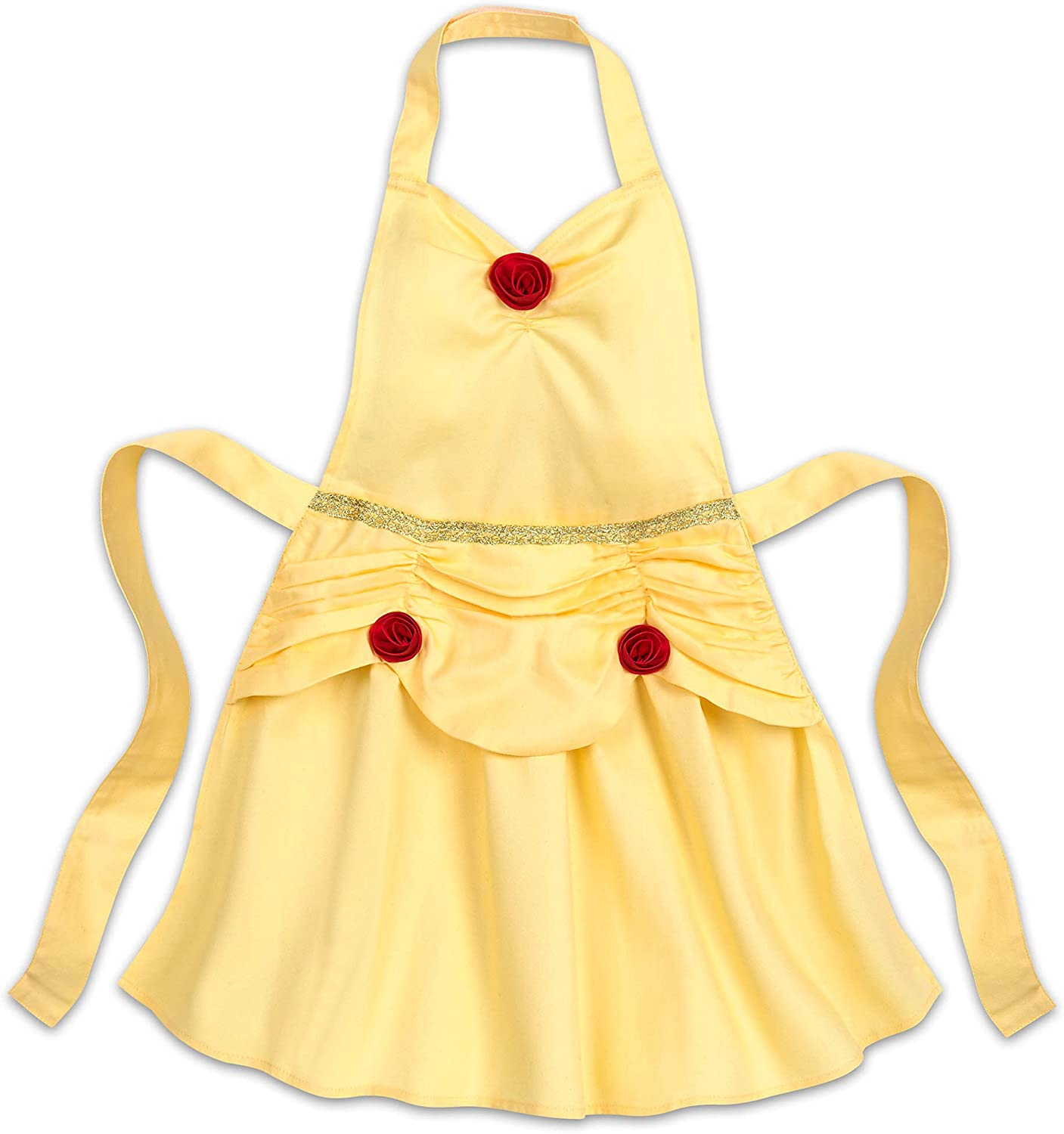 OFFICIAL DISNEY SNOW WHITE DRESS KITCHEN CHEF APRON IN A  GIFT TUBE NEW