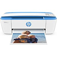 HP DESKJET 3720 (J9V86A) Electric Blue A4 Colour All-In-One Printer: Scan, Copy, WiFi, USB, Mobile Print