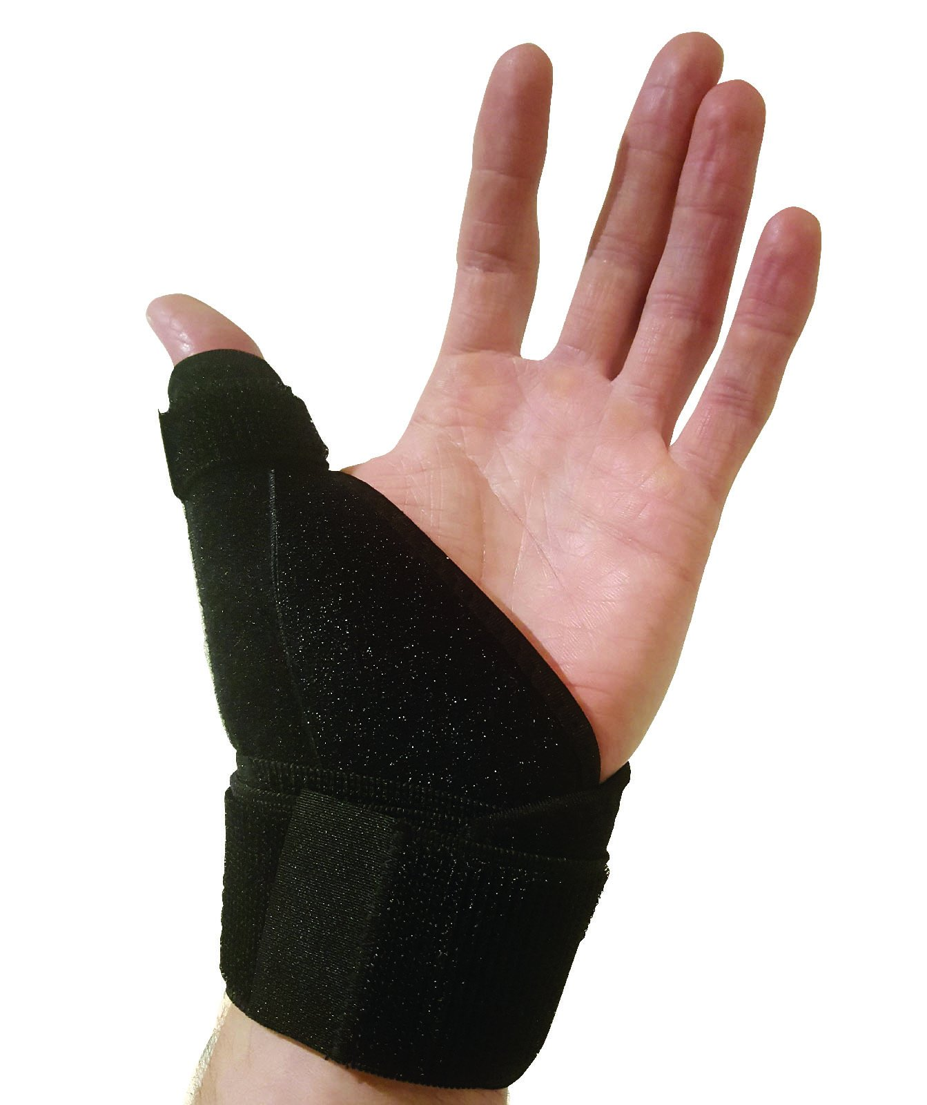 Thumb Splint and Wrist Brace – Reduce Carpal Tunnel Syndrome, Arthritis or Tendonitis Joint Pain Relief. Thumb Brace Fits Left or Right Hands. Ideal Thumb Spica Support or Immobilizer for Men or Women