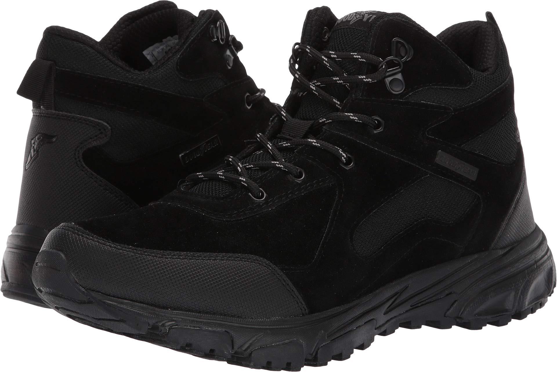Goodyear Footwear Aurora Black/Black 10