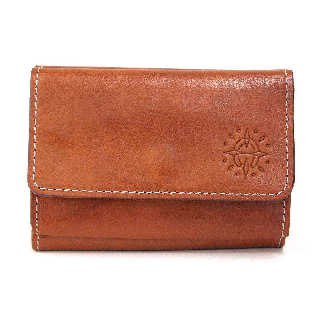 (ダコタ) Dakota フォンス 三つ折り財布/3つ折り財布 0035890/0034890 B00N0KFQNS ブラウン ブラウン