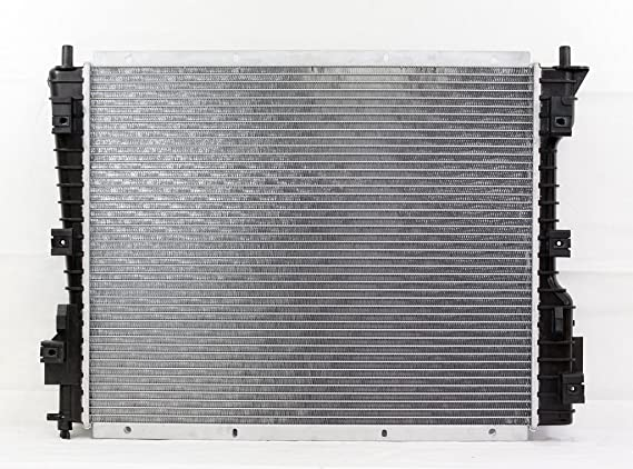 ECCPP Radiator 2789 Replacement fit for 2011-2014 Ford Mustang 3.7L FO3010270,2789