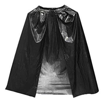BEETEST Bruja capa Wicca traje largo Tippet cabo para chico niños ...