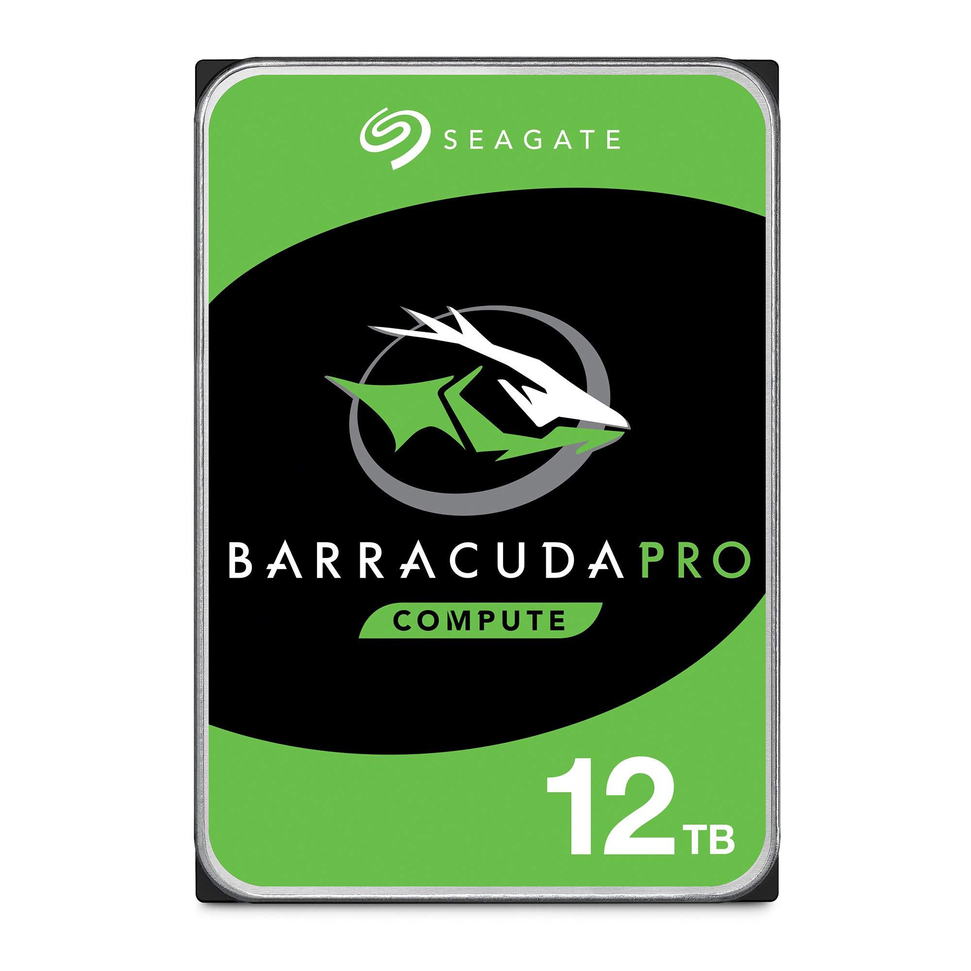 Hdd 12tb Sata Seagate Barracuda Pro 12tb Performance 3.5in 6