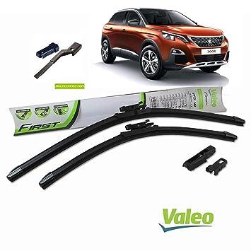 Valeo_group Valeo Juego de 2 escobillas de limpiaparabrisas Especiales para Peugeot 3008 (05. 2016